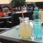 fresh lemonade in romania