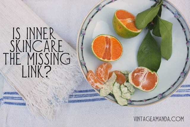 Is inner skincare the missing link?