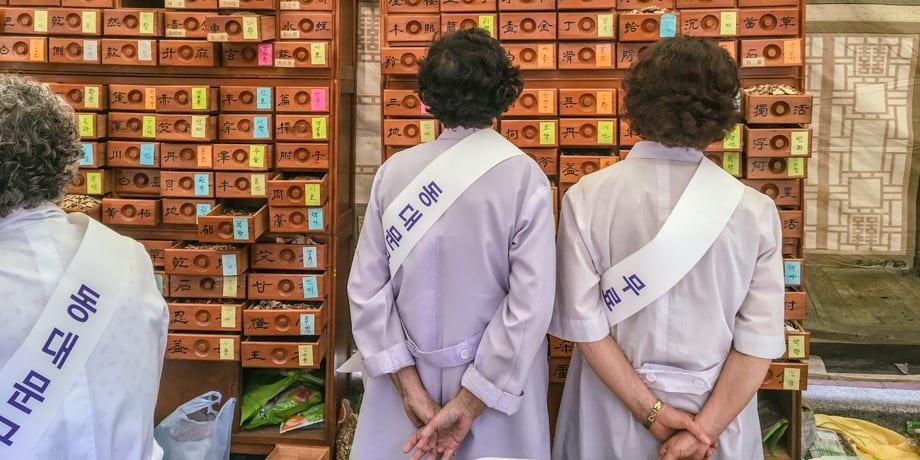 Seoul Yangnyeongsi Herbal Medicine Festival