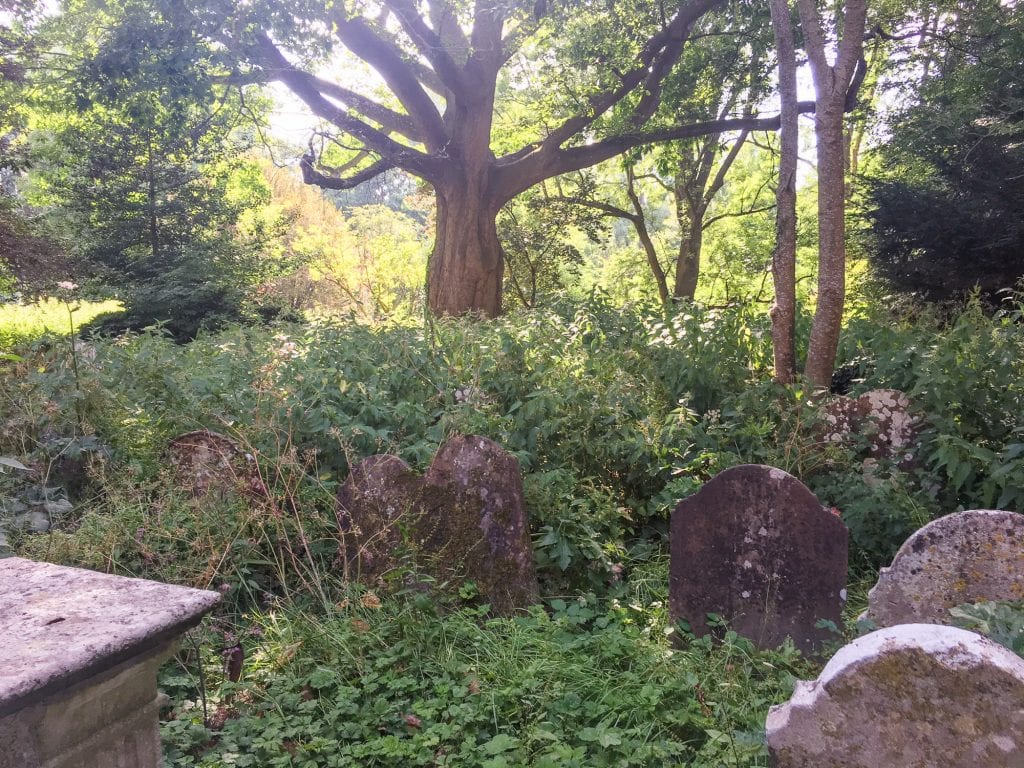 St Marys Church Graveyard